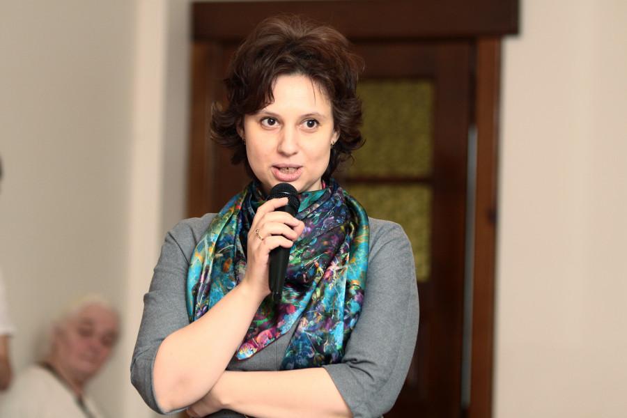 Евгения Литвиненко, исполнительный директор КПЦ «Преображение»