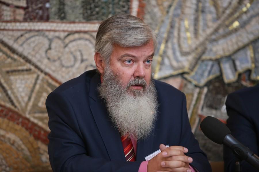 Владимир Лавров, д.ист.н., главный научный сотрудник Института российской истории РАН