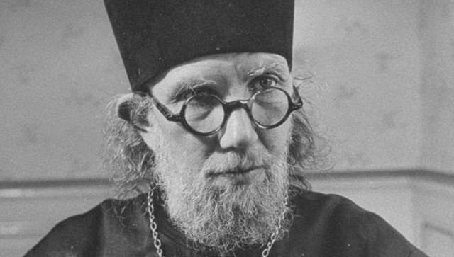 11 августа отошёл ко Господу протоиерей Георгий Флоровский (1893–1979)