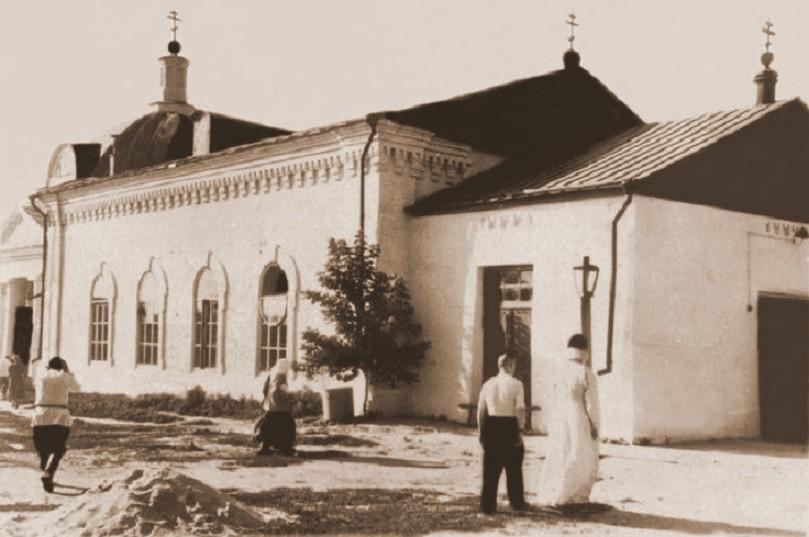 Никольский храм, 50-е гг. ХХ в.