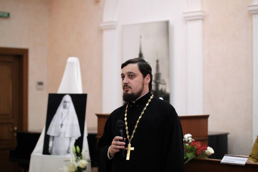 Отец Даниил Рябинин