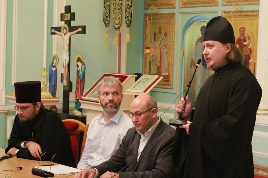 Протоиерей Вячеслав Баскаков