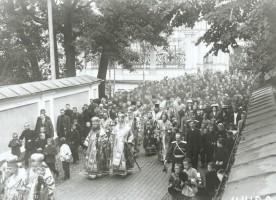 Александро-Невское братство – создано в годы огненных испытаний