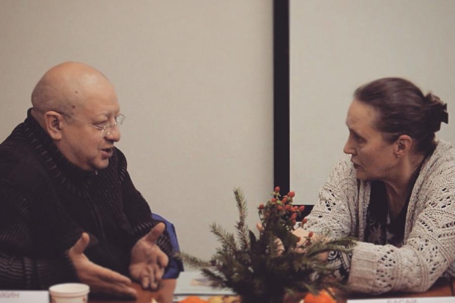 Александр Пантыкин и Екатерина Недзельская