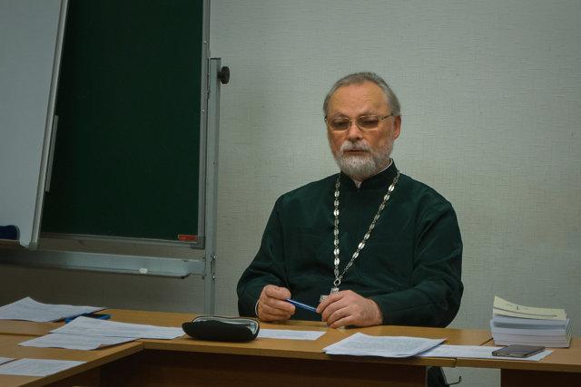 Священник Георгий Кочетков. Фото: Станислава Новгородцева