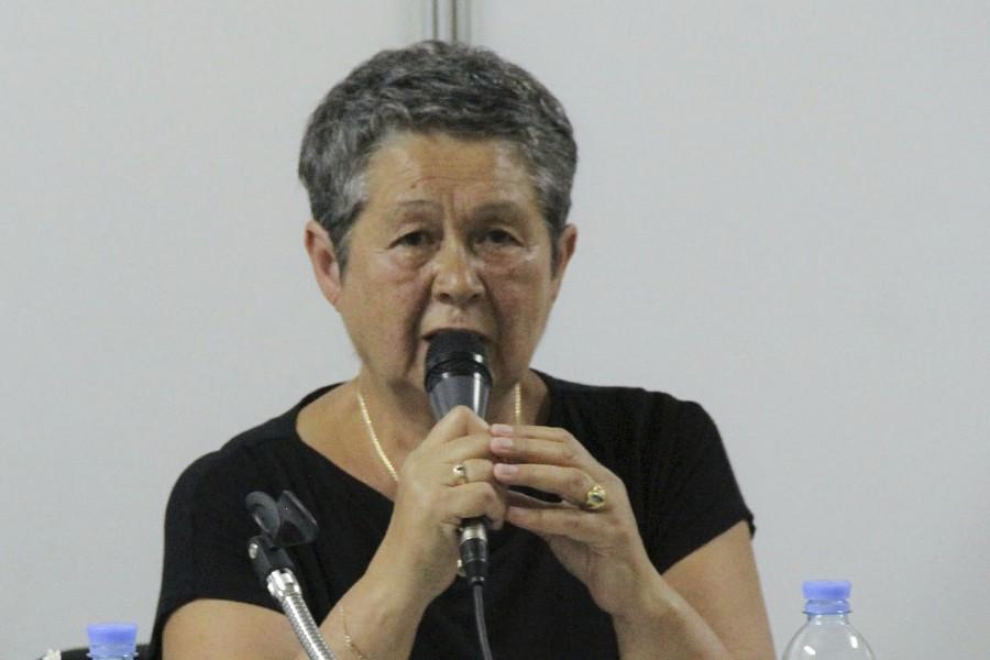 Наиля Аглиуллина, пресвитер церкви «Краеугольный камень»