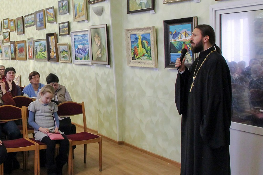 Отец Александр Сирин