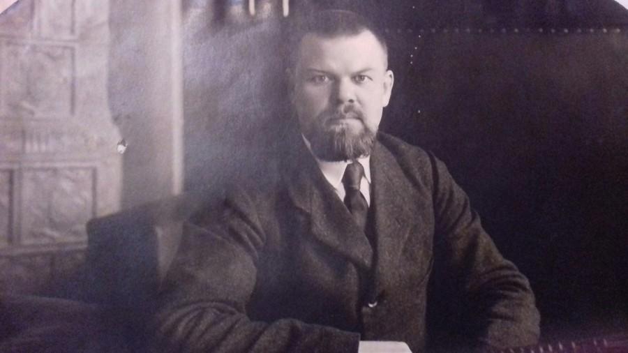 Юлий Густавович Грюнберг