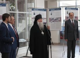 В Глазове открылась выставка, посвященная опыту духовного сопротивления в годы репрессий