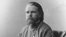 7 августа в лагере на Соловках скончался протоиерей Александр Сахаров (1873–1927)