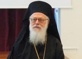 Архиепископ Албанский Анастасий. Всемирное видение провозвестия Евангелия. Самокритичный ...