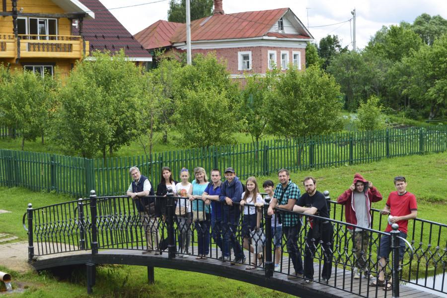 Село Вятское (Ярославская область) – входит в число лучших деревень России