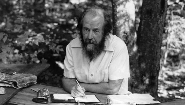 3 августа отошёл ко Господу Александр Исаевич Солженицын (1918–2008)