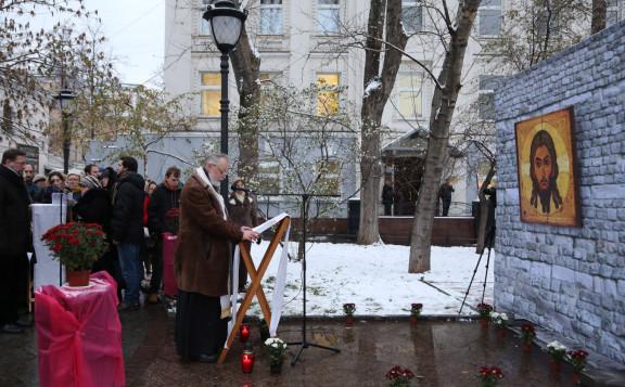 Сегодня в Москве и еще 27 городах прошла ежегодная акция «Молитва памяти»