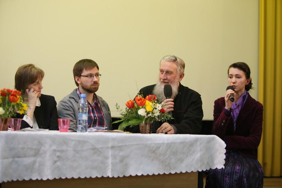 Президент православного движения «Воинство Господне» протоиерей Василий Михок