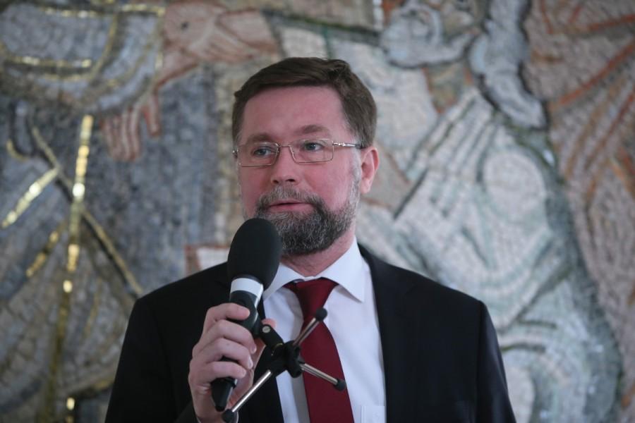 Дмитрий Гасак, председатель Преображенского братства, проректор СФИ (Москва)