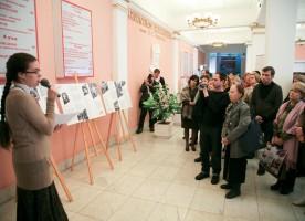 В Воронеже открылась выставка «Красная Пасха 1917»