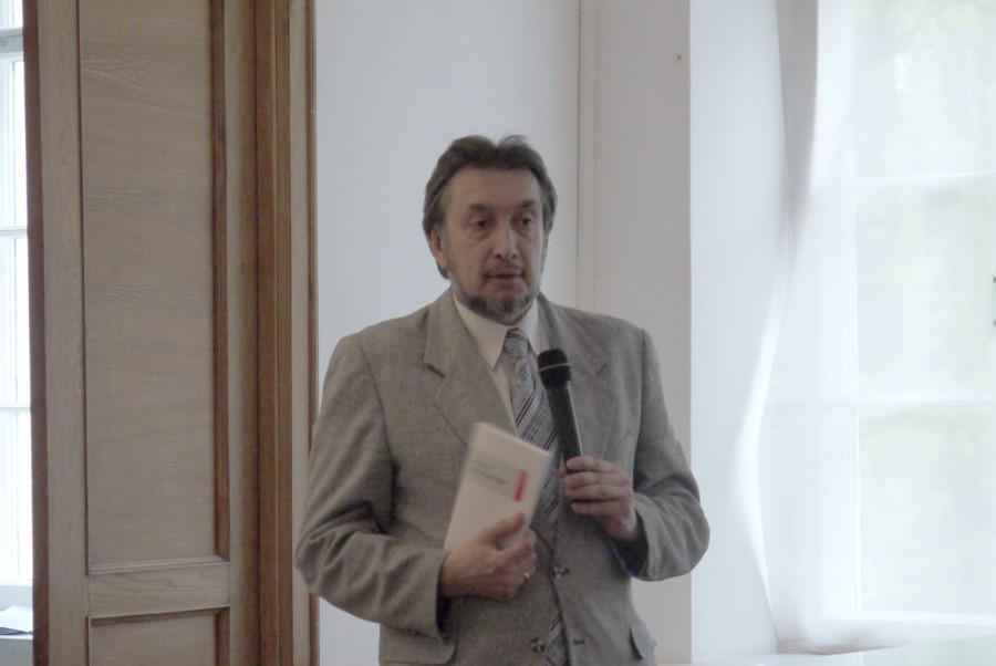 Петр Бухаркин