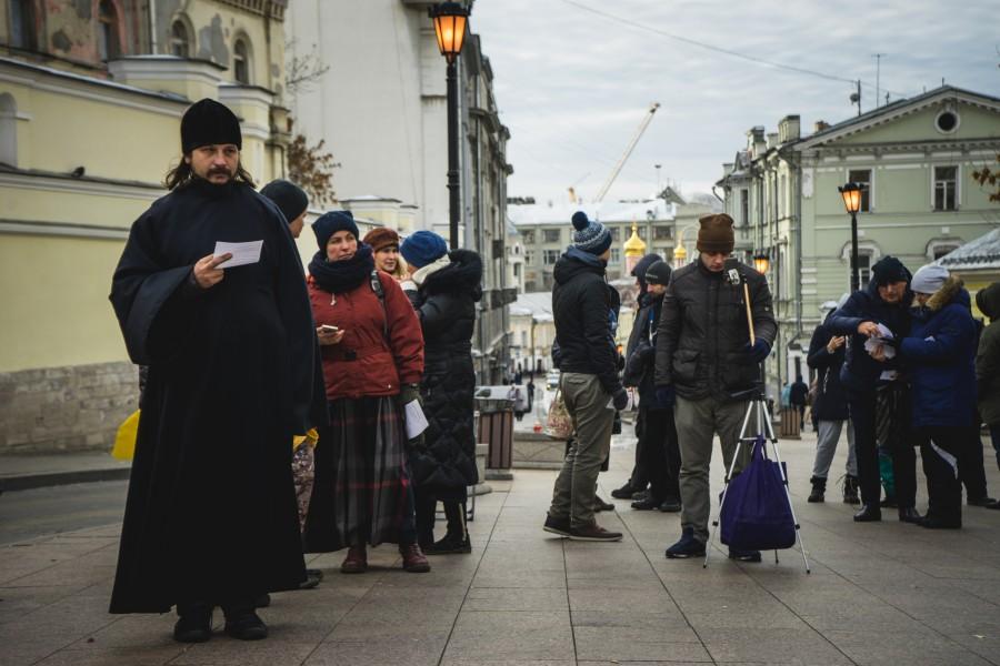 Москва, ул. Покровка/ул. Забелина: фоторепортаж Станиславы Новгородцевой