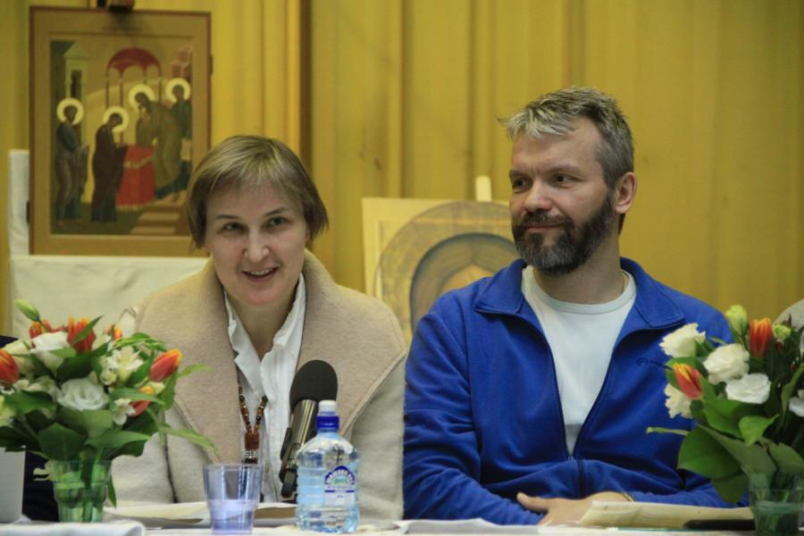 Yulia Balakshina, Vladimir Yakuntsev