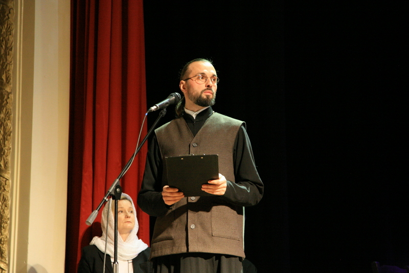 Священник Алексей Иванников, руководитель Отдела по культуре Воронежской епархии