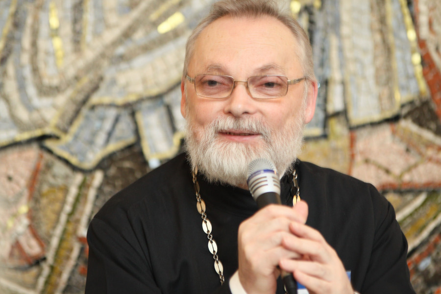 Priest Georgy Kochetkov