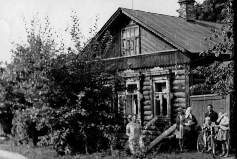 Дом в Малоярославце