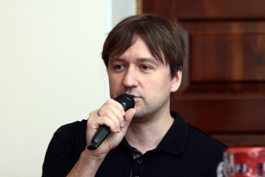 Иван Пигарёв, издатель, потомок поэта Ф.И. Тютчева