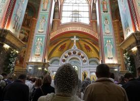 Молитва церкви. Часть 1. В чём Дух держится