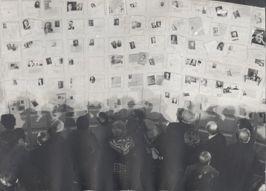 «Неделя совести» в Москве. 1988 год