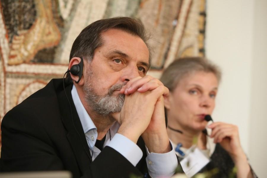 Альфредо Поцци, Миланский теологический факультет