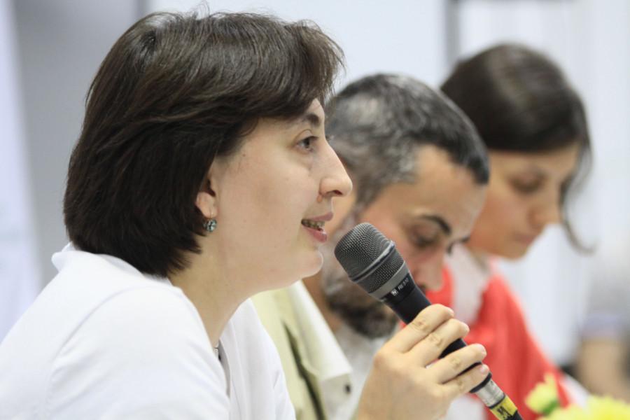 Преподаватель СФИ Анна Алиева