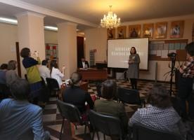 В Российском православном университете прошел показ фильма «Александро-Невское братство»