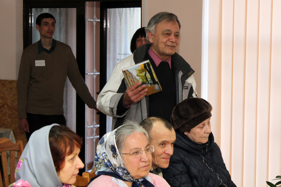 Кишинев, 20 марта