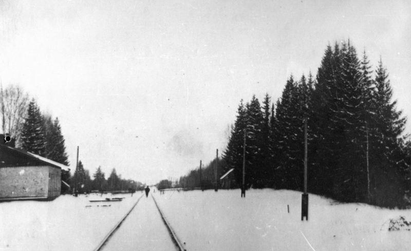 Полустанок Затишье, 1910-е годы