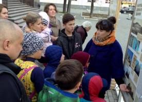 Путешествие во времени: детям об истории