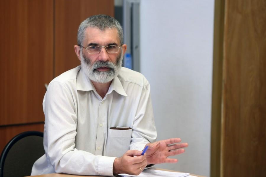 Константин Обозный, декан исторического факультета Свято-Филаретовского православно-христианского института