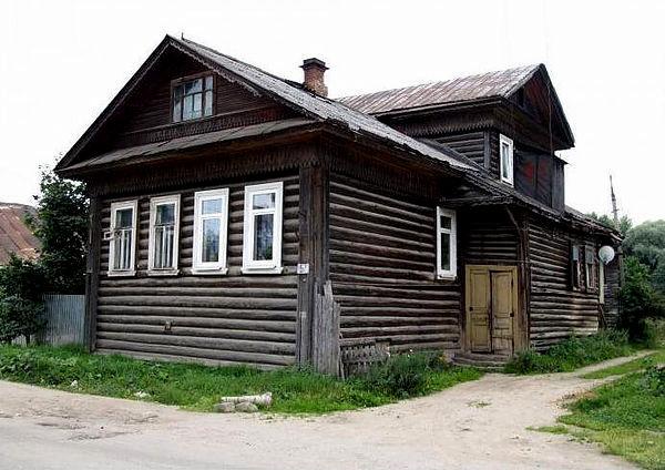Дом-храм Малышевых