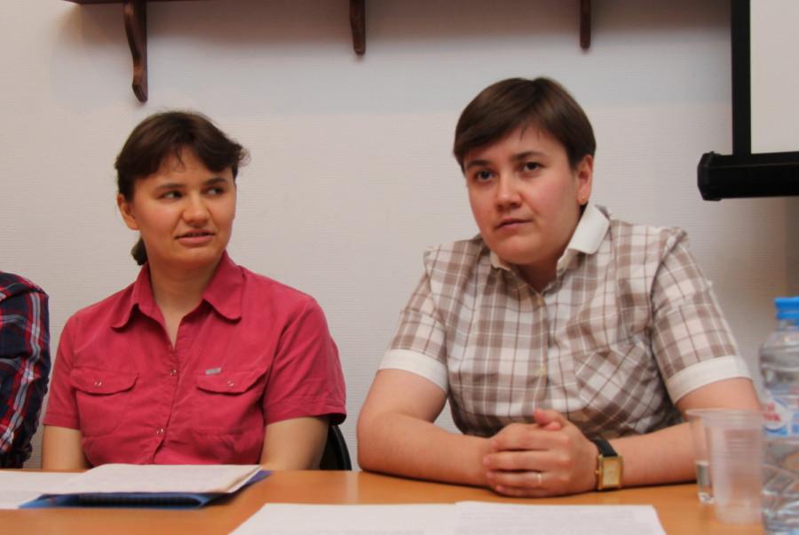 Светлана Сонина, Снежана Никулайчева