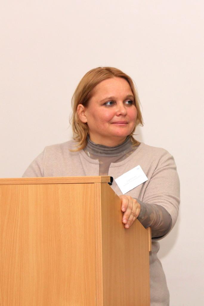 Мария Лавренова