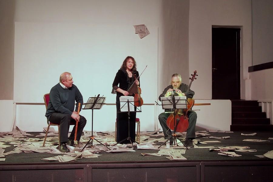 Ансамбль старинной музыки «Новая Голландия», дипломант Московского фестиваля старинной музыки