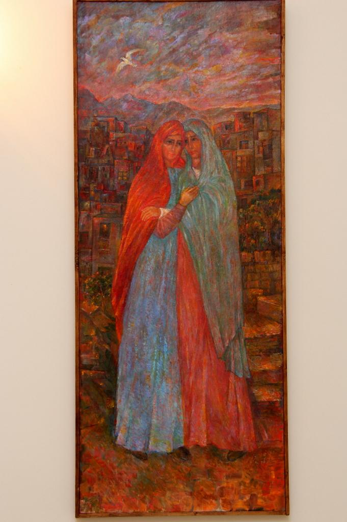 «Мария и Елизавета», 2012 г.