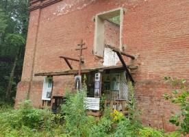 Молодежь из петербургских православных братств привела памятное место на Ржевском ...
