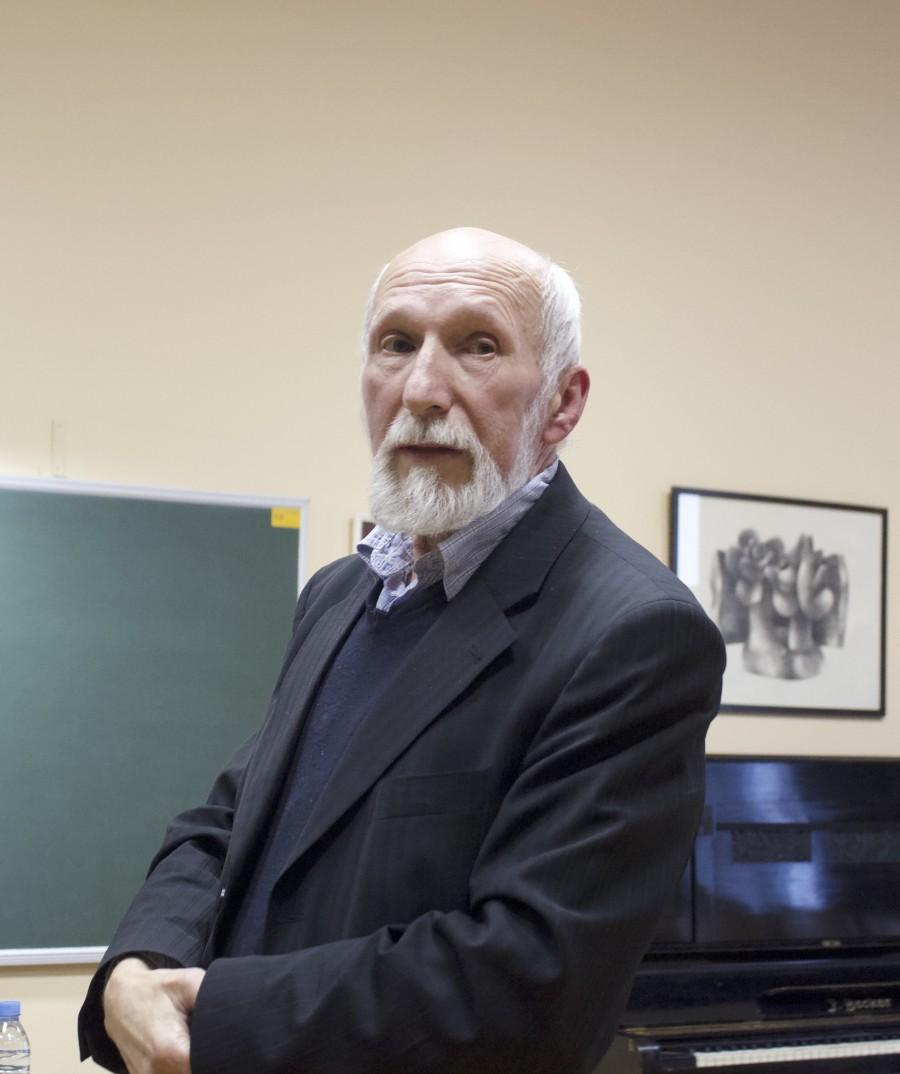 Дмитрий Иванович Трубецкой, потомок членов Псковской миссии.