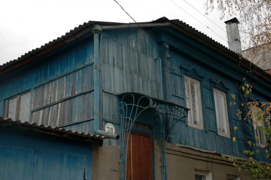 Дом свщмч Петра (Зверева). Современный адрес – ул. Пролетарская, 38