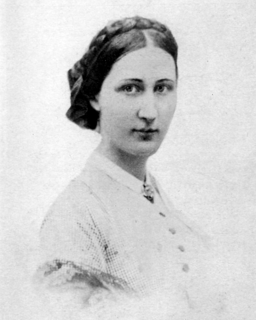 Княгиня Екатерина Святославовна Шаховская-Бержинская, мать Д.И. Шаховского