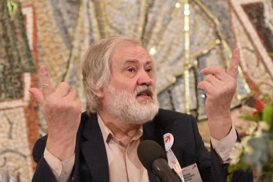 Вячеслав Игрунов, директор Международного института гуманитарно-политических исследований (Москва)