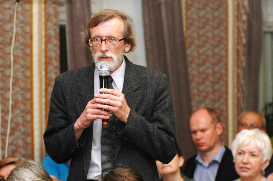 Сергей Георгиевич Алленов, к.и.н., доцент ВГУ