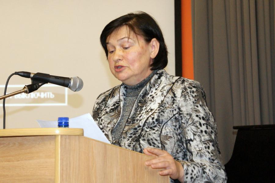Ирина Еркаева