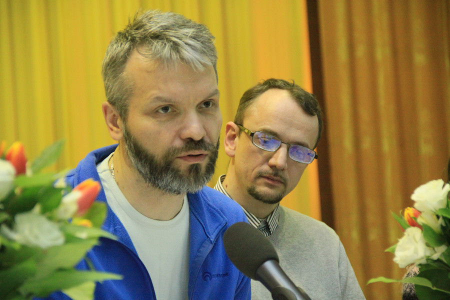 Vladimir Yakuntsev, Alexander Arkhangelsky